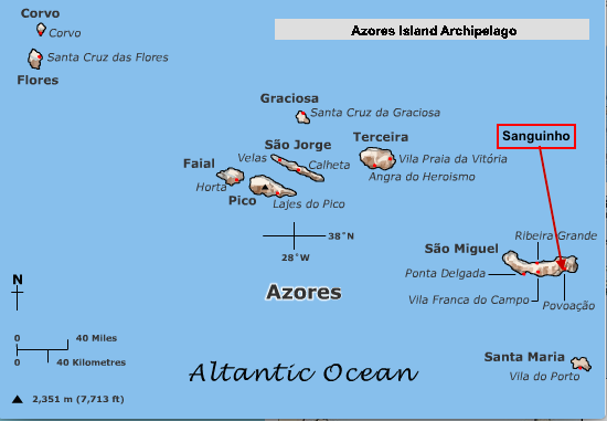 Final Azores Map – CruzinCobGlobal