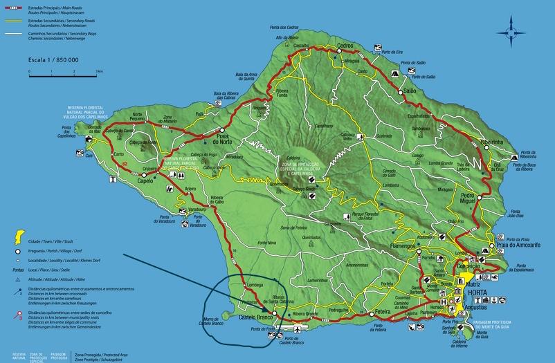 Island of Faial