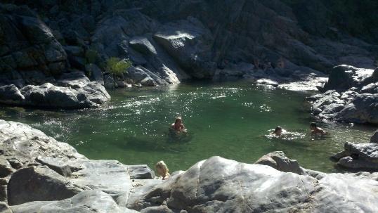 South Yuba Swim Hole